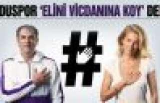 Orduspor'dan 'elini vicdanına koy' kampanyası