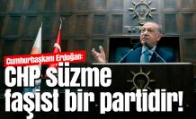 CHP süzme, faşist bir partidir!