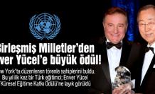BM'den Enver Yücel'e büyük ödül!