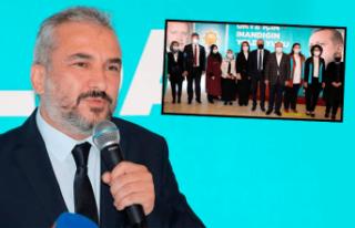 Ünye'de Kadın Kolları Tiyaloğlu'na emanet