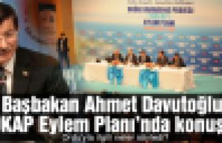 Başbakan Davutoğlu Ordu'da!