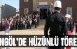 Bingöl'de şehitlere cenaze töreni yapıldı