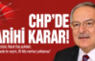 CHP'de tarihi önseçim kararı!
