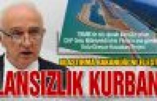CHP'li Yıldız'dan havalimanı eleştirisi