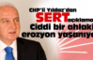 CHP'li Yıldız'dan 'Özgecan' açıklaması!