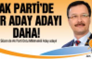 Fatih Sözen de Ak Parti'den aday adayı!