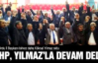 MHP'de Köksal Yılmaz güven tazeledi!