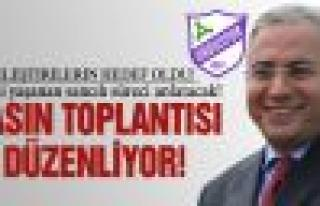 Nedim Türkmen, basının karşısına geçiyor!