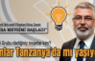 """Oktay Çanak: """"İftira mevsimi başladı"""""""