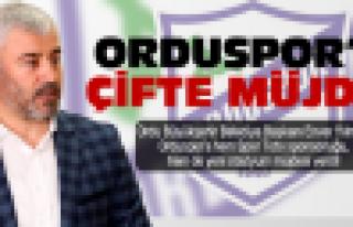 Orduspor'a stad ve sponsor müjdesi!