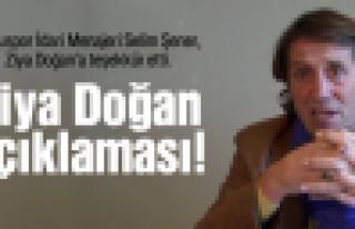 Orduspor'dan Ziya Doğan açıklaması!
