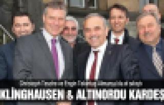 Recklinghausen-Altınordu kardeşliği!