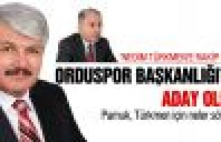 Yaşar Pamuk, Orduspor'a aday!