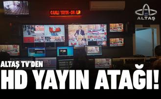 Altaş Tv'den HD yayın atağı