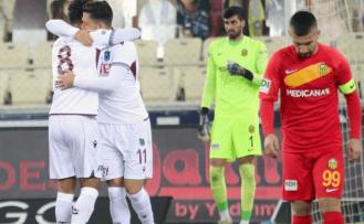 Trabzonspor adım adım zirveye gidiyor