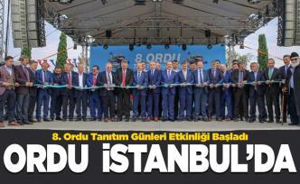 Ordulular İstanbul'da buluştu!
