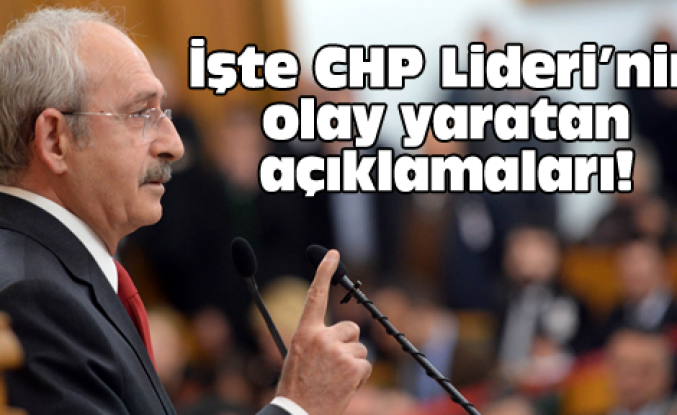 Kılıçdaroğlu çok sert konuştu!