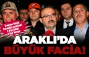 Araklı'da büyük facia! 2 kişi öldü 8 kayıp!