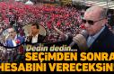 Erdoğan'dan İmamoğlu'na 'yalancı'...