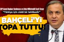 CHP'li Torun'dan Bahçeli'ye çok sert tepki!