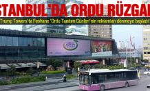 Mega Kent İstanbul'da Ordu rüzgarı esiyor!