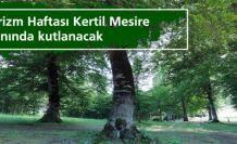 Turizm haftası Akkuş'ta kutlanacak