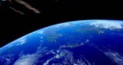 İşte uzaydan Türkiye'nin görünümü!