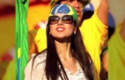 İşte Dünya Kupası'nın en seksi taraftarları!