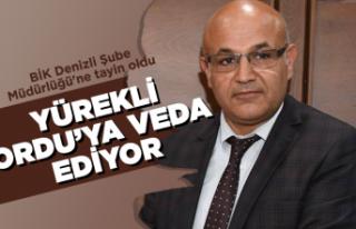 Murat Yürekli Denizli yolcusu